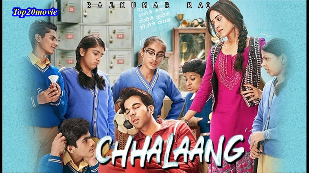 Chhalaang upcoming movie, cast, release date, story and watch, primevideo and explained by top20movie
