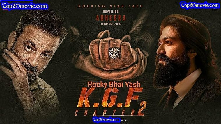 KGF 2 Movie, Cast, Trailer, Release Date, Full Form, KGF chapter 2 and Explained by top20movie.com